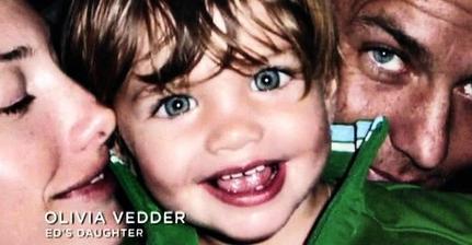 Eddie Vedder ( Pearl jam ) - Olivia ( * 2004 )