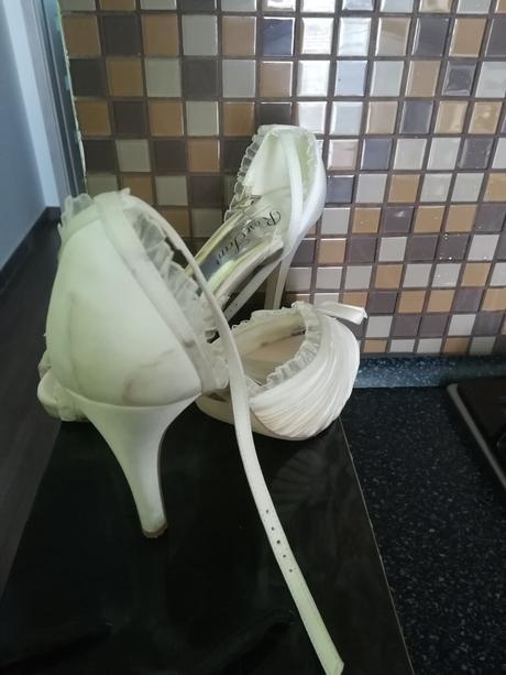 e079c19f79 Svadobné topánky veľkosť 38