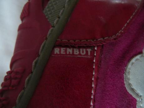 Červené kožené čižmy ren but 1ababa0ae9c