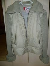 Zateplená bunda na prechod+na miernu zimu d288ffc15d3