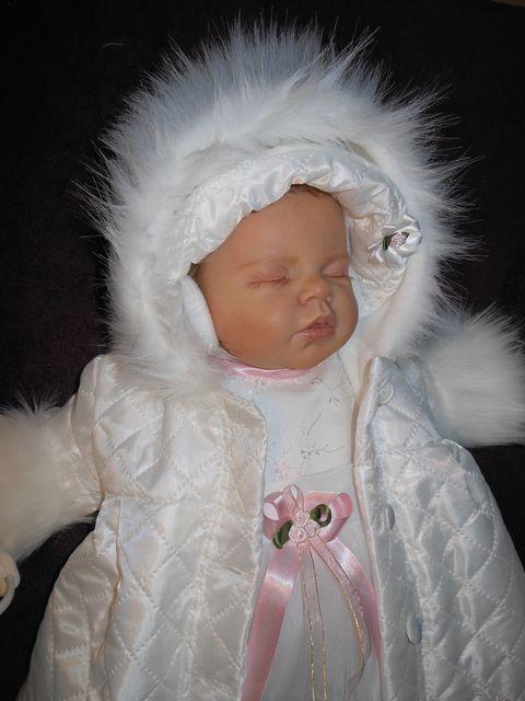 23a296d1fbb6 Pre dievčatko na krst na zimu - Album používateľky detskesaty - Foto 6