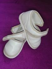 Kozene sandalky - papucky, 21