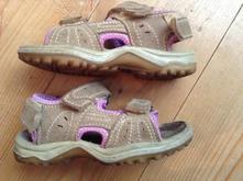 Kožené sandalky, bären-schuhe,27