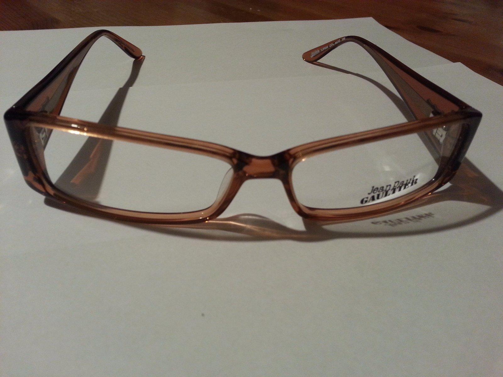 Rám na okuliare jean paul gaultier 3c4ae703e9b