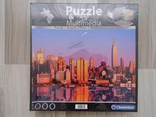 Multimedia puzzle,