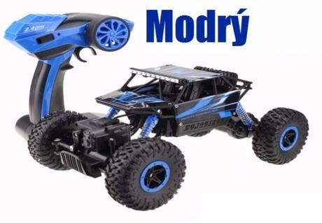 0374a4838 Auto na diaľkové ovládanie - rock crawler 4x4 , - 36 € od predávajúcej  vsetkopredeti | Detský bazár | ModryKonik.sk