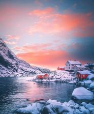 Lofoten Islands, Norway🗻