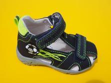 1b0a9f4835f79 Detské kožené sandálky d.d.step ac290 - 7024b roya, d.d.step,19 / 20