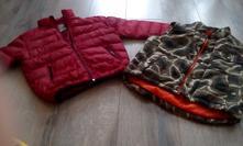Detská bunda prechodná, 116