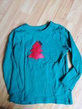 Vianočné tričko, h&m,110
