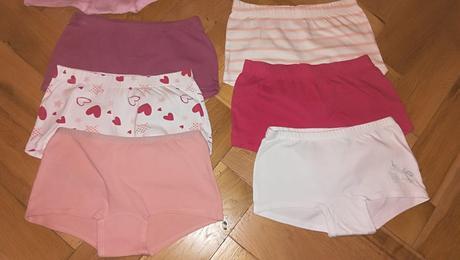 616f6db25 Balíček spodného prádla, lupilu,116 - 12 € od predávajúcej ...