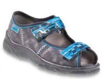 Textilné chlapčenská sandále befado 969x117, befado,26
