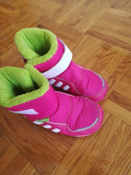 Ružové adidas čižmy 71a0124f0de