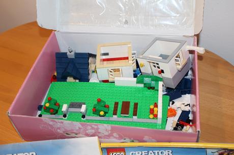Lego 3 Domy 2499 Od Predávajúcej Tmavovlaskakatka Detský
