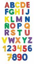 Prevliekačky písmená a čísla 3+,