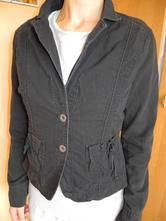 Čierne sako, amisu,40
