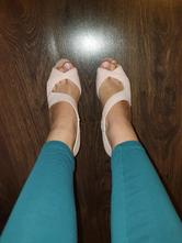 Sandálky, baťa,37