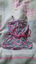 Letný overal - šaty, dopodopo,98