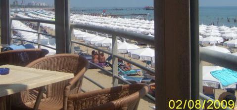 Pláž Lignano Pineta