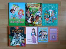 Predám rôzne detské knižky/ knižky pre mládež,