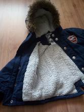 Zimná chlapčenská bunda, f&f,86