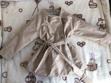 Béžový kabátik, zara,86