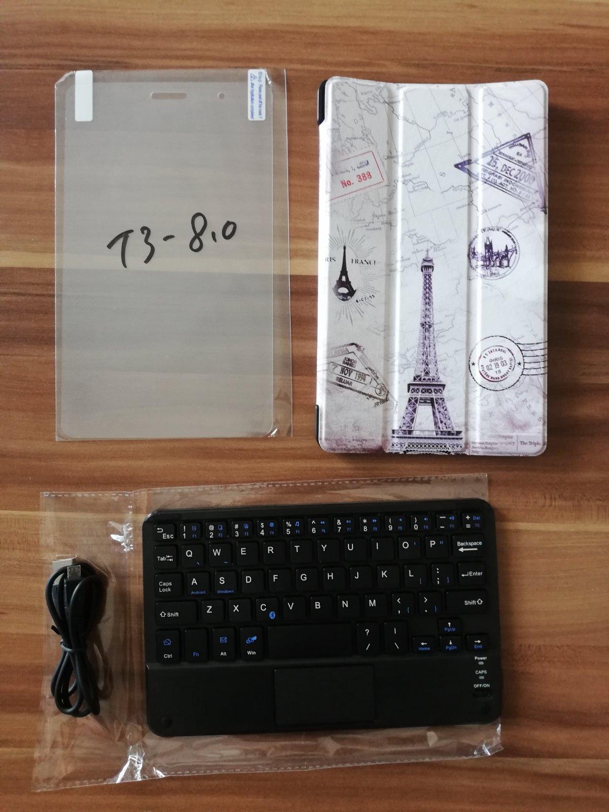 661130d6dad3b Puzdro na tablet huawei t3 8.0, huawei - 15 € od predávajúcej 4kikuska11 |  Detský bazár | ModryKonik.sk