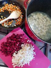 Príprava na obed