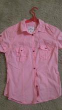 Sýtoružová košeľa, h&m,38