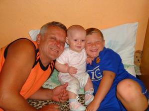 Starky,Lenka, Igor