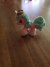 Filly pony,