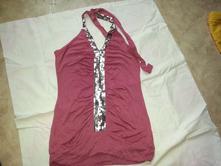 Flitrové tričko, reserved,s