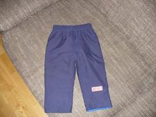 Nohavice podšité flisom, baby,80