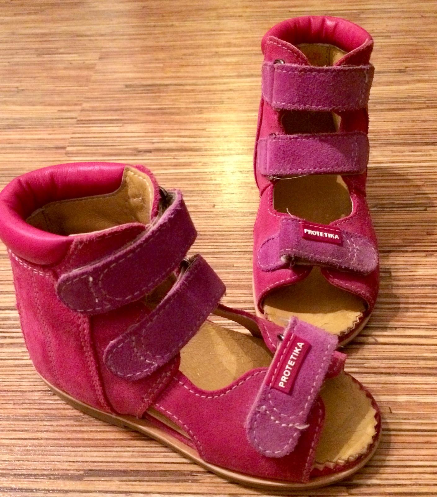 e1c5b29e931c8 Prezuvky, sandalky, protetika,25 - 11 € od predávajúcej bm52 | Detský bazár  | ModryKonik.sk