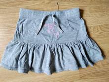 Šedá sukňa, okay,140