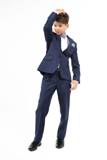 287df391fe1c Slim oblek pre chlapca david