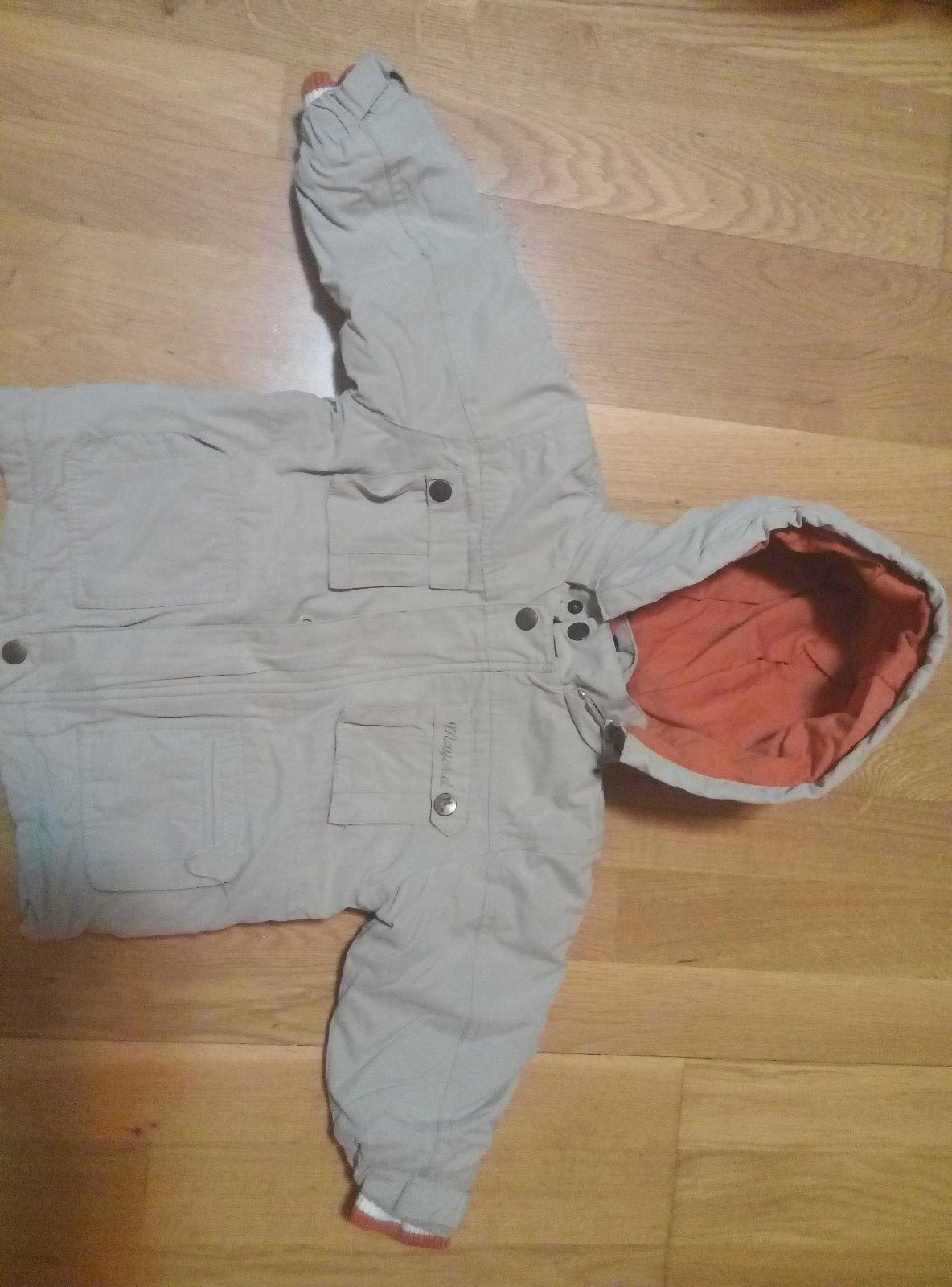 Chlapčenská bunda vel. 92 5edf6d6daa0