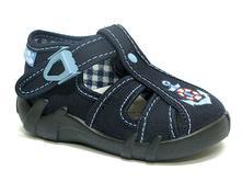 Detské papuče ren but kotva, ren but,21 - 26