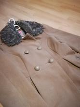 Kabát s kožušinkou, m