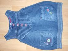 Riflové šaty, cherokee,86