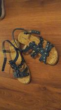 Modré  sandálky , graceland,33
