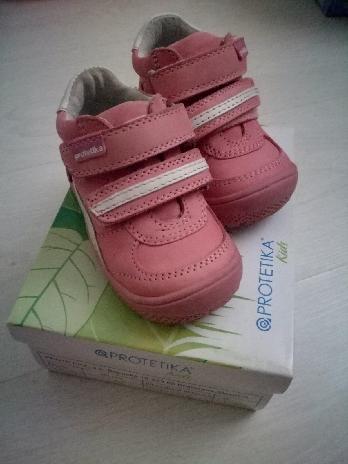 ac2d1eab8 Dievčenské topánky protetika, č. 20, protetika,20 - 13,50 € od predávajúcej  nusikka | Detský bazár | ModryKonik.sk