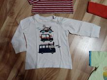 Tričko so zvieratkami, h&m,86