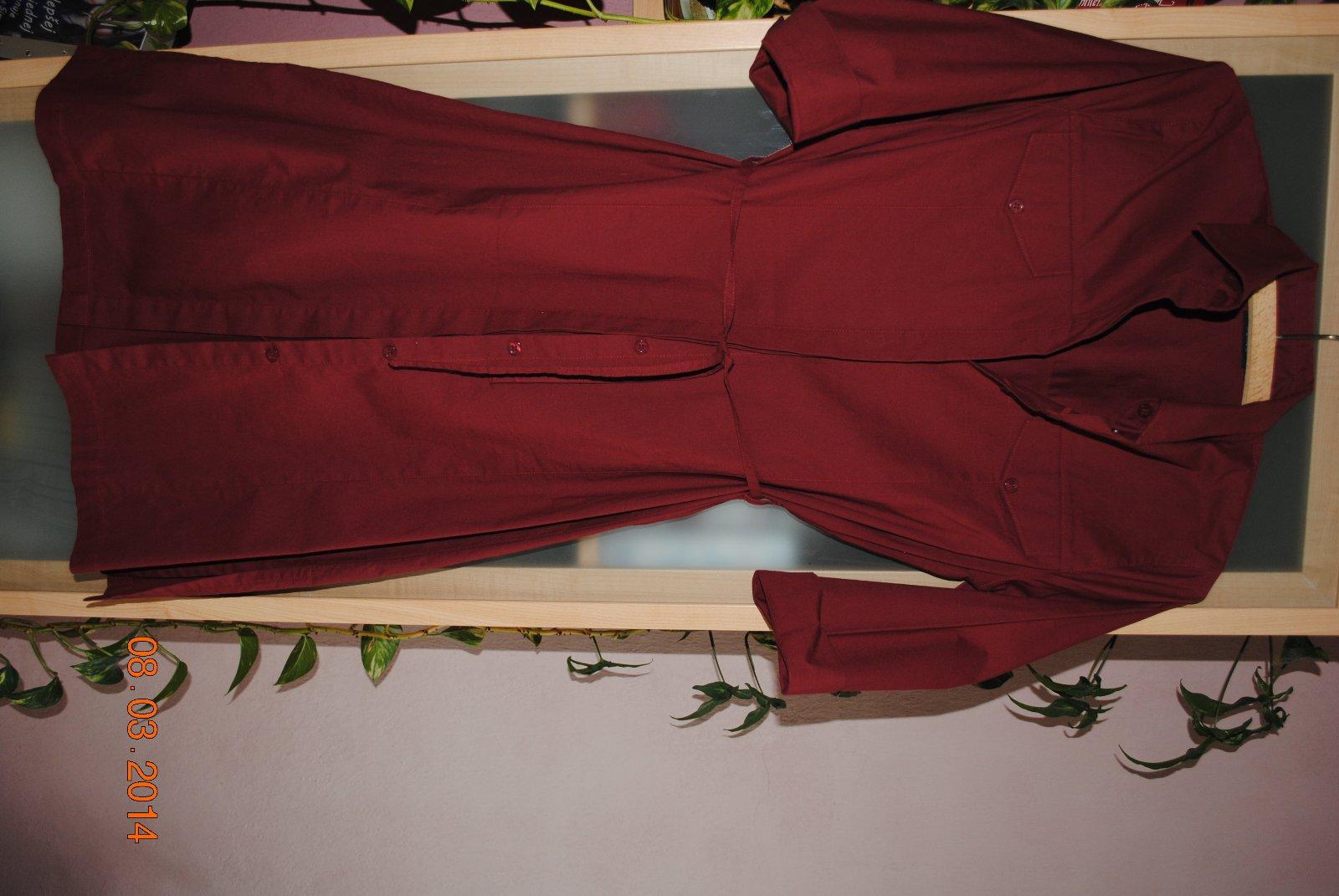 7a957b72adb0 Košeľové šaty