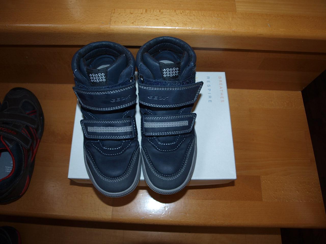 Outdoorová obuv geox 3a2eb9576d