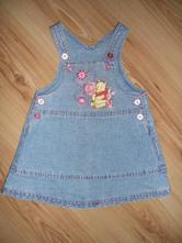 Disney šaty 74-80, disney,74