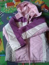 Dievčenská zimná bunda, berti,122