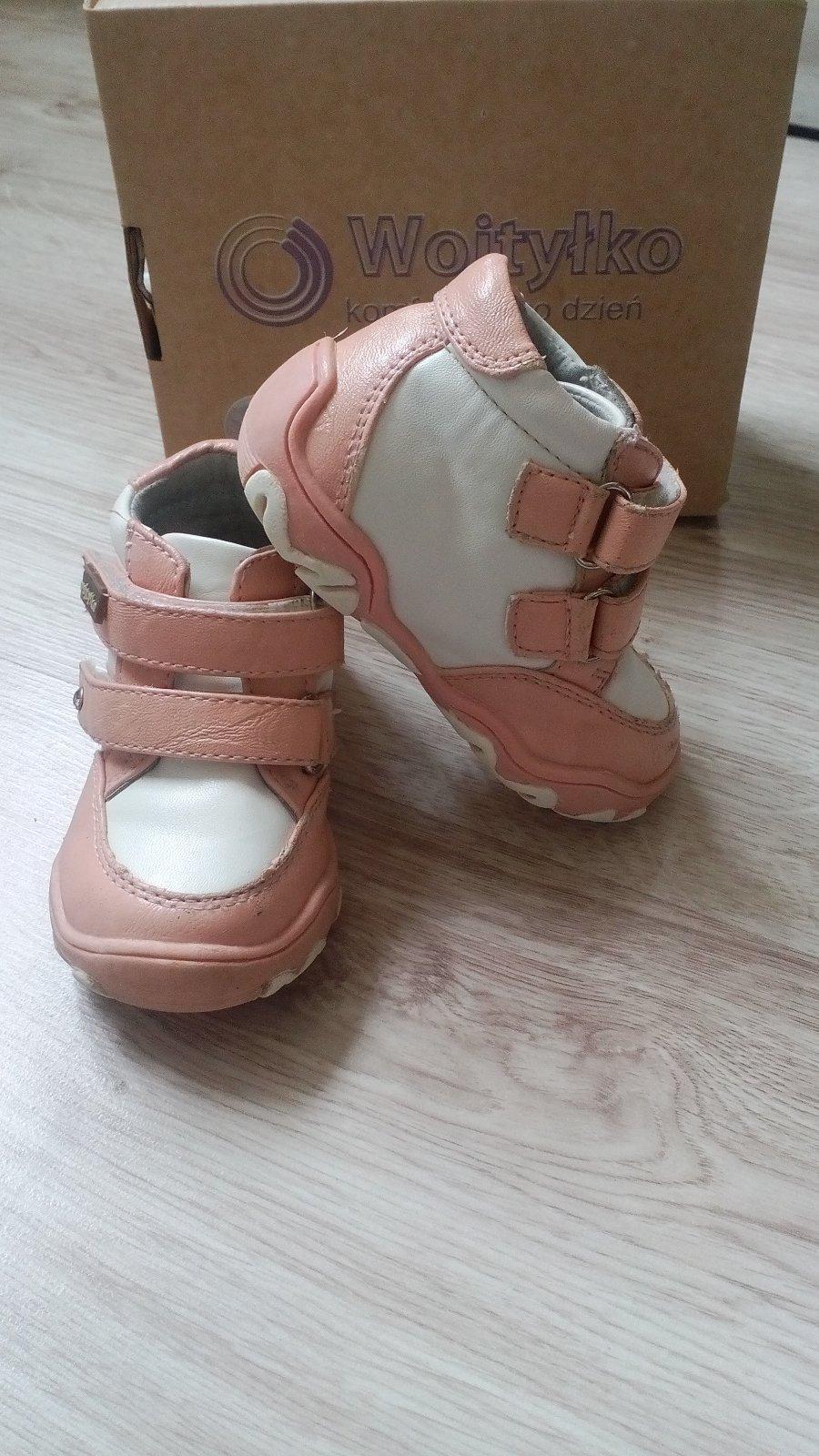 10e8213cc4 Prechodné kožené topánky wojtylko