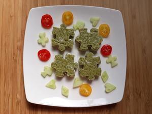 Zeleninové sendviče