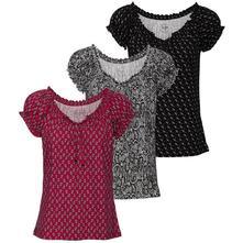 Nkd dámské tričko s krátkým rukávem, l / m / s / xl